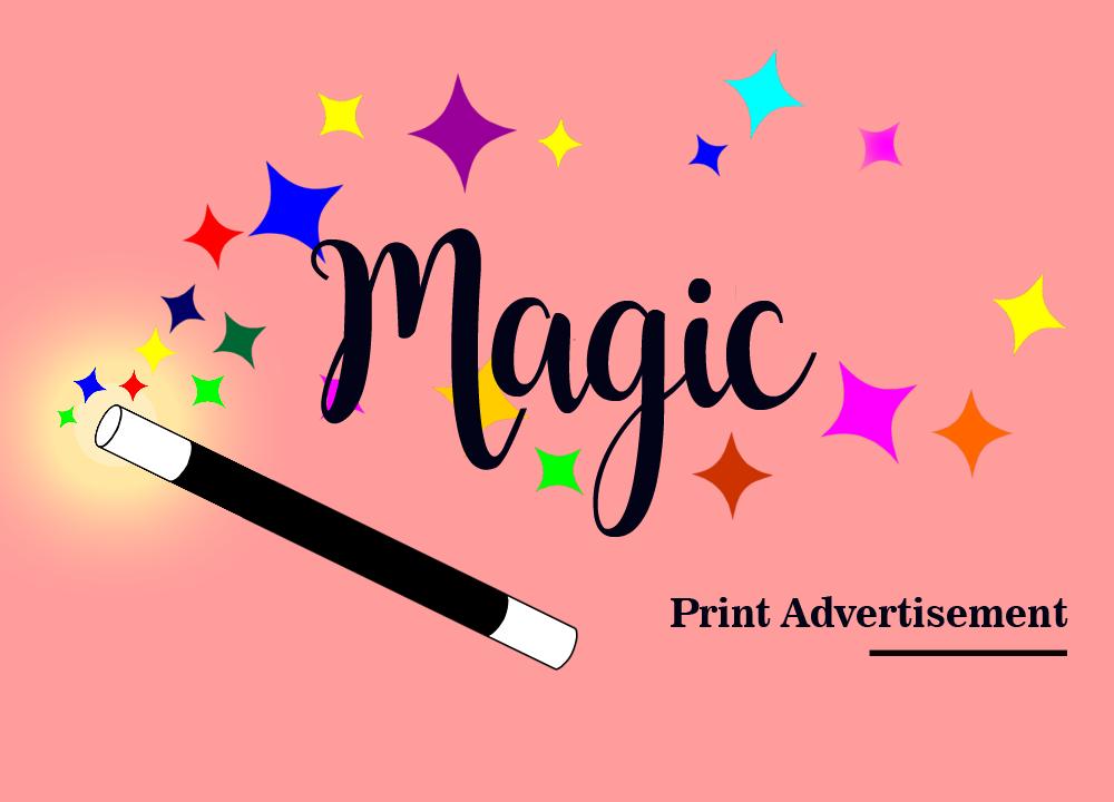 Magic of Print Advertisement | Flyers Direct